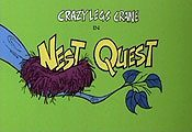 Nest Quest Cartoon Picture