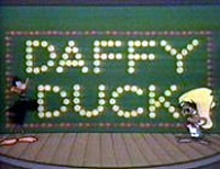 The Daffy Duck Show Episode Guide Logo