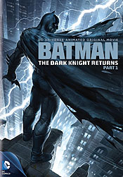 Batman: The Dark Knight Returns, Part One Cartoon Picture