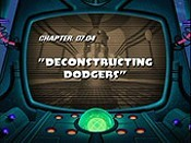 Deconstructing Dodgers Cartoon Picture
