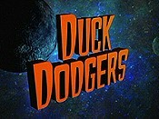 Trial Of Duck Dodgers Cartoon Picture