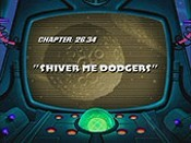 Shiver Me Dodgers Free Cartoon Pictures