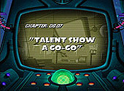 Talent Show A Go-Go Cartoon Picture