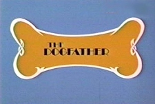The Dogfather Theatrical Cartoon Series Logo