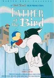 Father Of The Bird Cartoon Character Picture