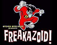 Freakazoid is History! Free Cartoon Picture