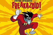 Freakazoid! Episode Guide Logo