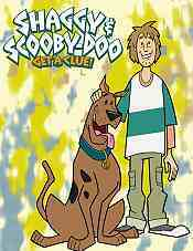 Shaggy and Scooby World Cartoon Picture
