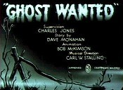 Ghost Wanted Cartoon Pictures