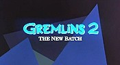 Gremlins 2: The New Batch (Opening and Closing Titles) Cartoon Picture