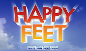 Happy Feet Free Cartoon Picture