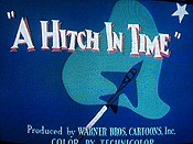 A Hitch In Time Cartoon Picture