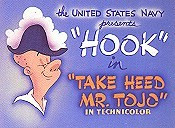 Take Heed, Mr. Tojo Cartoon Picture
