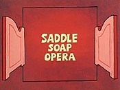 Saddle Soap Opera Free Cartoon Pictures