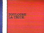 Toulouse La Trick Cartoon Character Picture