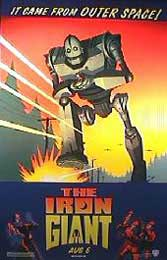 The Iron Giant Cartoon Character Picture