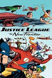 Justice League: The New Frontier Picture Of The Cartoon