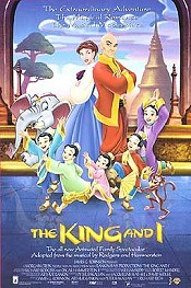 The King And I Picture Into Cartoon