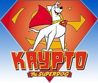 Krypto the Superdog Episode Guide Logo
