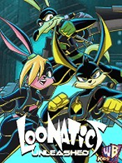 Loonatics On Ice Pictures Of Cartoons