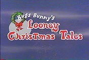 Bugs Bunny's Looney Christmas Tales Picture Into Cartoon