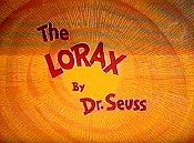 The Lorax Unknown Tag: 'pic_title'