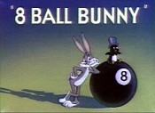 8 Ball Bunny Cartoon Picture
