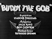 Buddy The Gob Cartoons Picture