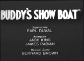 Buddy's Show Boat Cartoon Funny Pictures