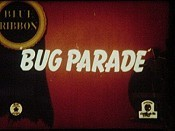 Bug Parade Cartoon Picture