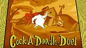 Cock-A-Doodle Duel Pictures Of Cartoon Characters