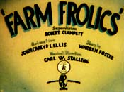 Farm Frolics Cartoon Funny Pictures