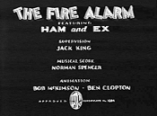 The Fire Alarm Cartoon Pictures