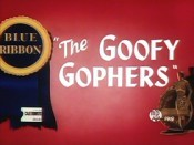 The Goofy Gophers Cartoon Picture