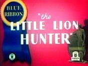 The Little Lion Hunter Cartoon Picture