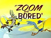 Zoom And Bored Cartoon Picture