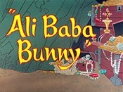 Ali Baba Bunny Cartoon Character Picture