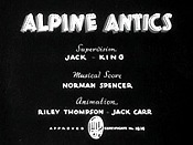Alpine Antics Video