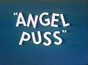 Angel Puss Cartoon Picture