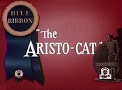 The Aristo-Cat Cartoon Picture