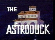 The Astroduck Picture Into Cartoon