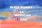Bugs Bunny: All American Hero Picture Into Cartoon