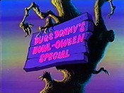 Bugs Bunny's Howl-Oween Special Picture Into Cartoon