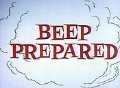 Beep Prepared Cartoon Picture