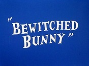 Bewitched Bunny Cartoon Picture