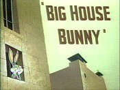 Big House Bunny Free Cartoon Picture