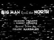 Big Man From The North Pictures To Cartoon