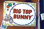 Big Top Bunny Cartoon Picture