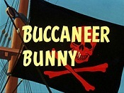 Buccaneer Bunny Free Cartoon Picture