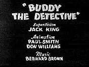 Buddy The Detective Picture To Cartoon